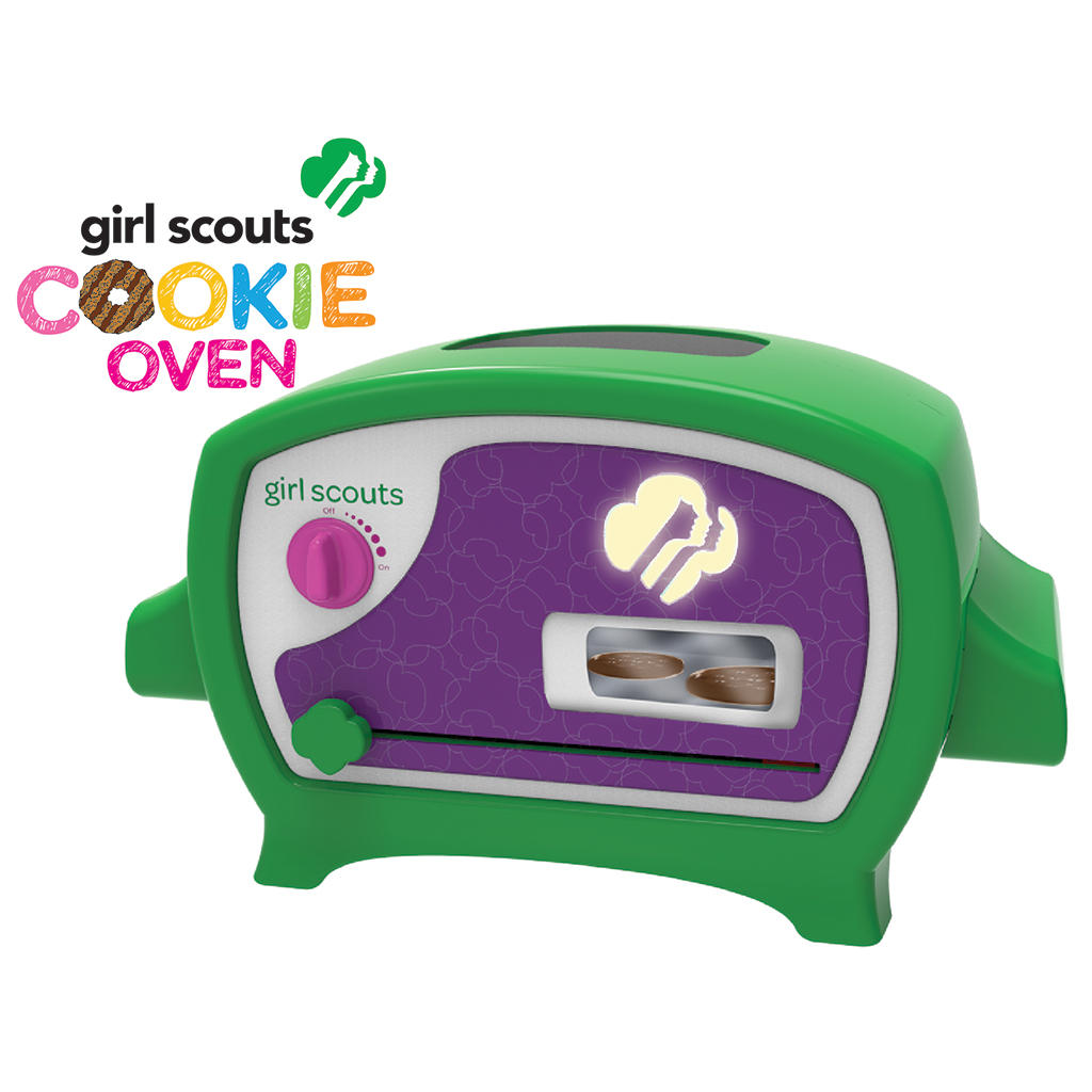 FWX GIRL SCOUTS COOKIE OVEN