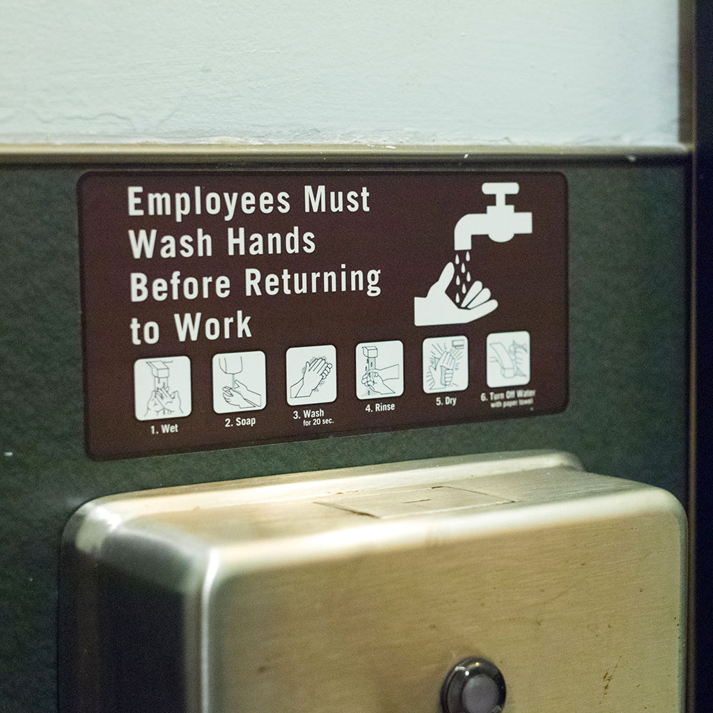 FWX HAND WASHING SECURITY SYSTEM