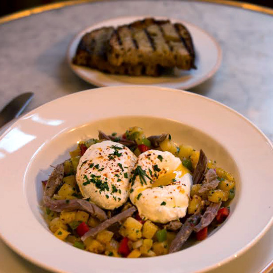 Adventurous Cocktails and a Killer Duck Hash Will Wipe Out Your Brooklyn Hangover