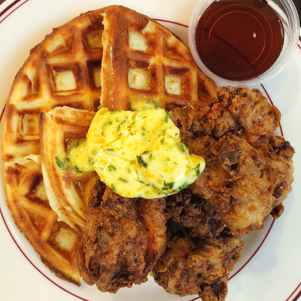 Rabbit and Waffles Is the New Chicken and Waffles