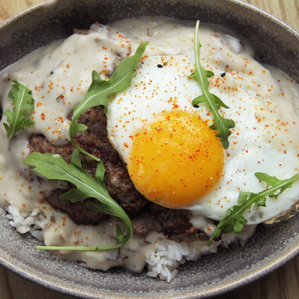 FWX HANGOVER CURES LOCO MOCO AT ARSENAL AT BLUEJACKET