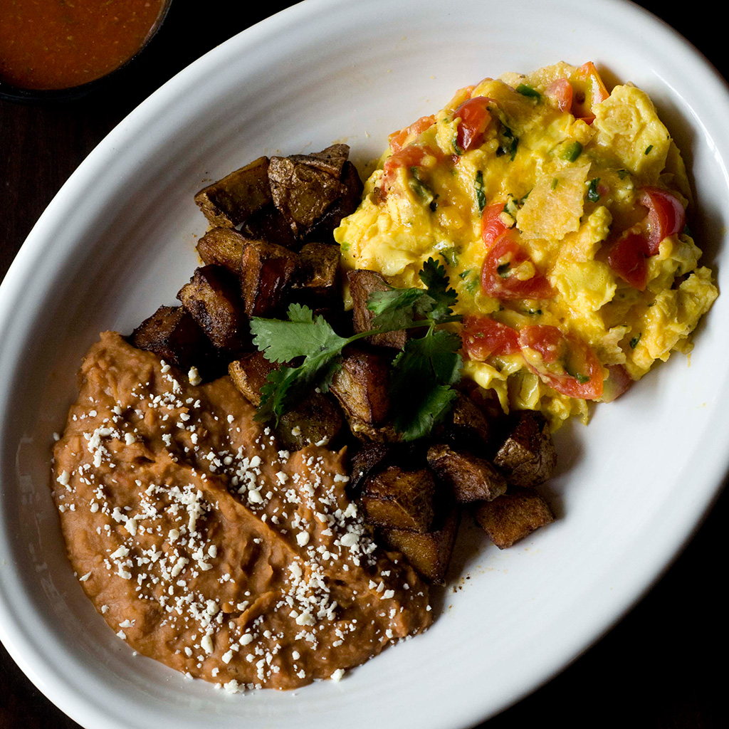 Migas, A Tex-Mex Hangover Cure For The Ages
