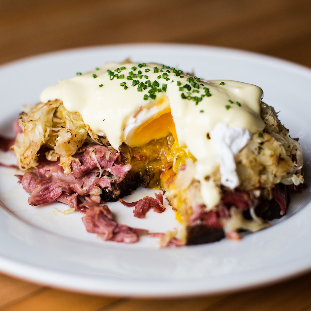 A Deli Classic Gets All Brunched Up