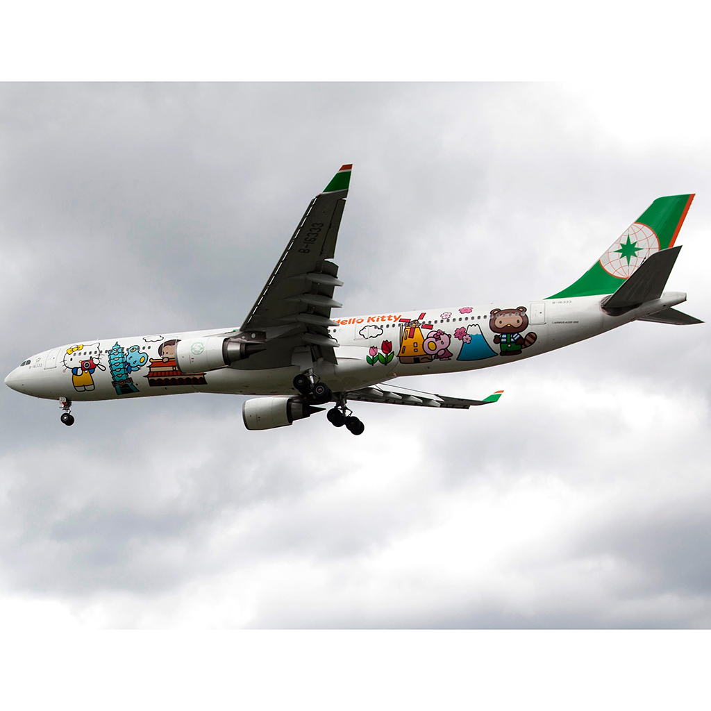 FWX HELLO KITTY AIRLINE