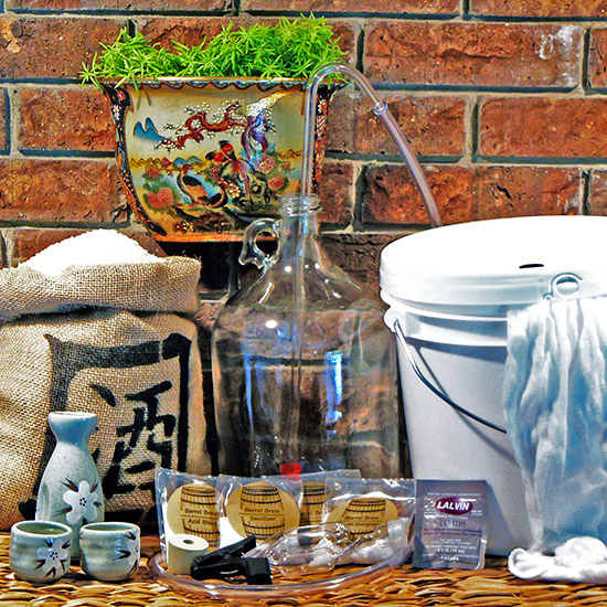 FWX HOME SAKE KIT