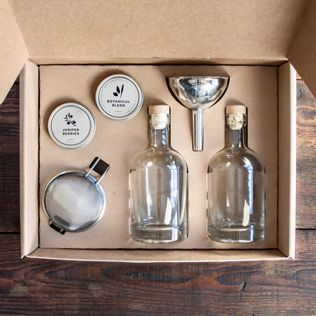 FWX HOMEMADE GIN KIT