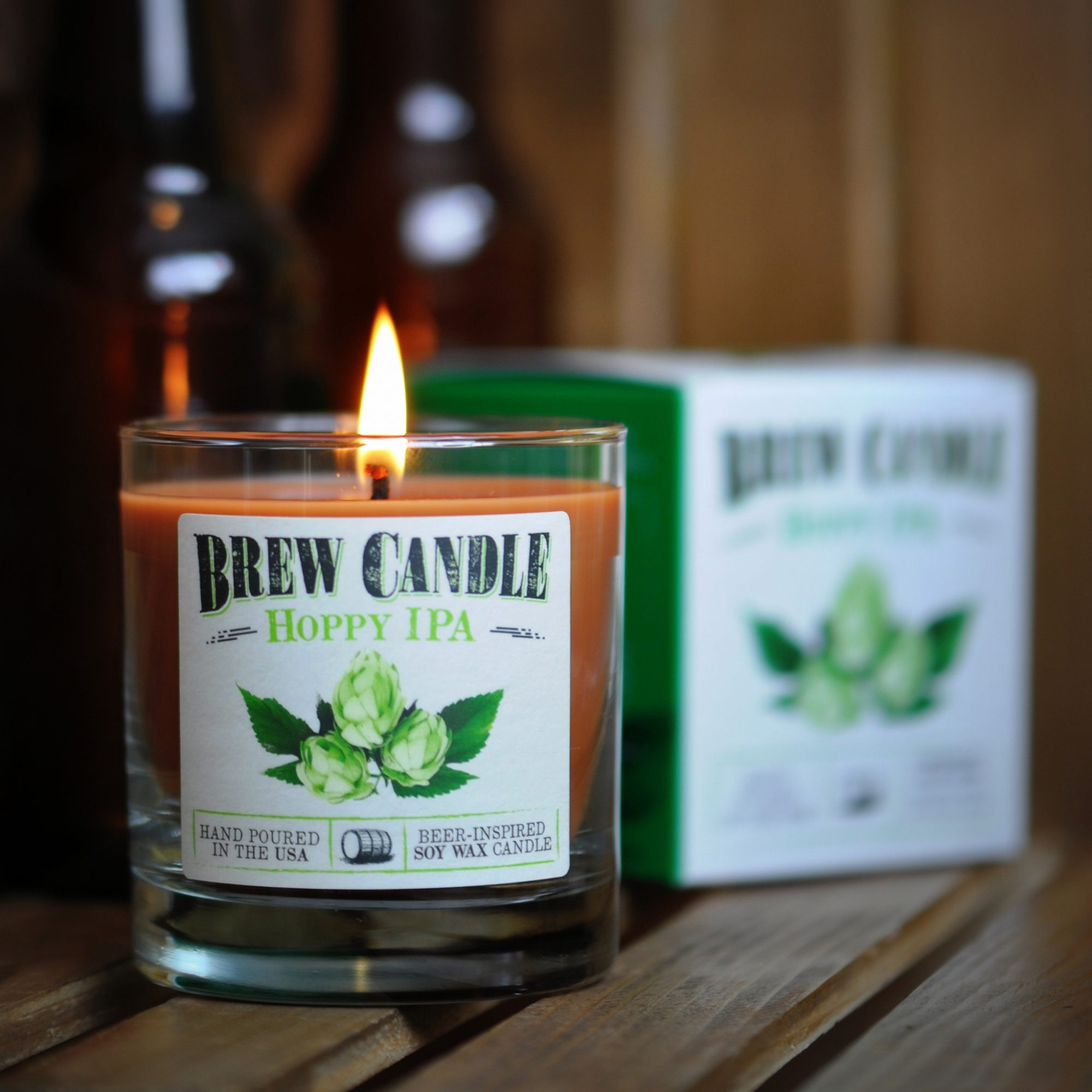 FWX HOPPY IPA BREW CANDLE