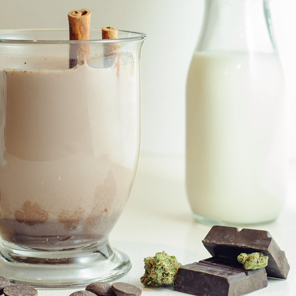 FWX HOT CHOCOLATE STONER COOKBOOK