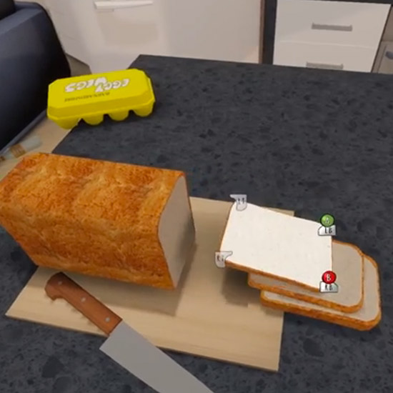 Become the Slice of Bread You've Always Wanted to Be in this Video Game