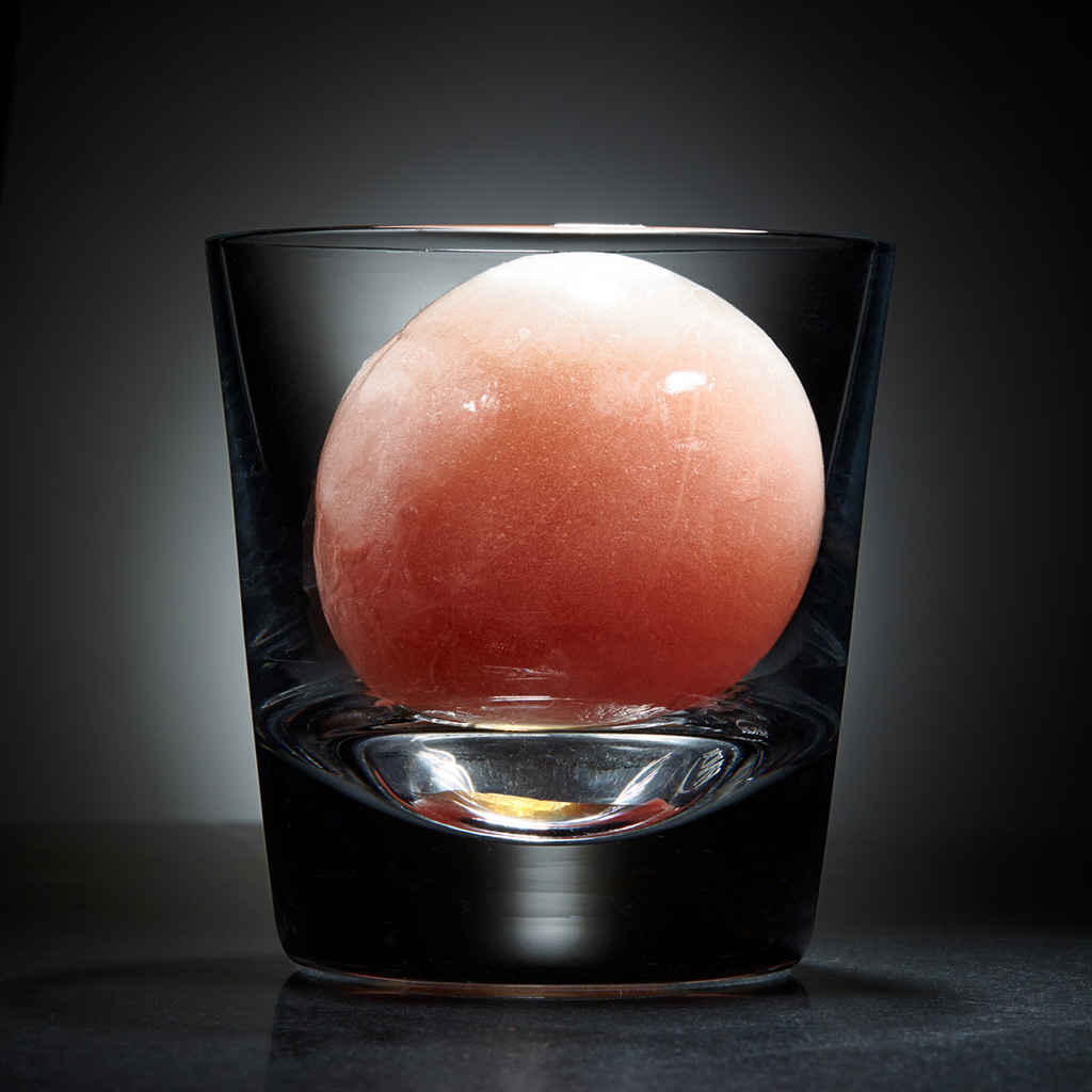 FWX ICE BALL COCKTAILS THE AVIARY