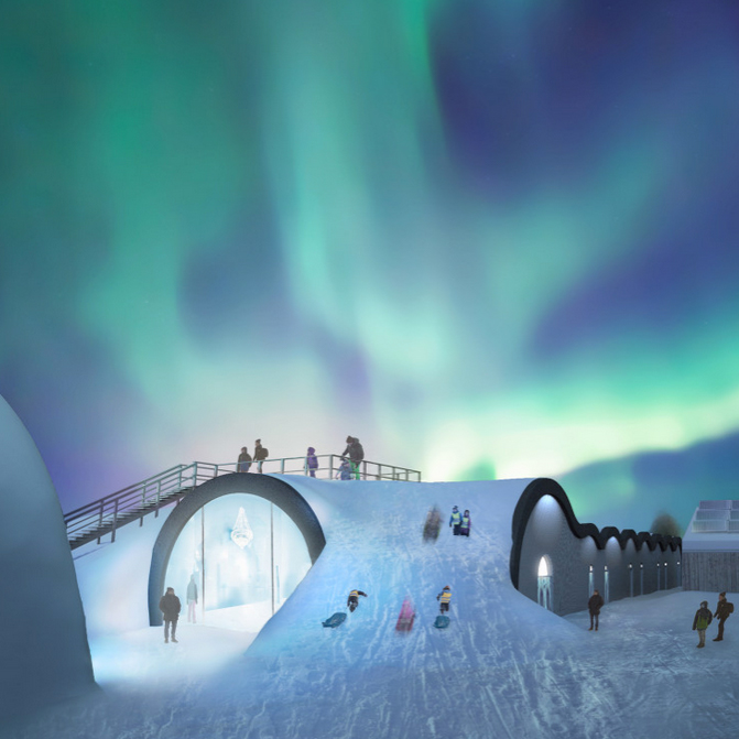 FWX ICE HOTEL OPEN YEAR ROUND 1