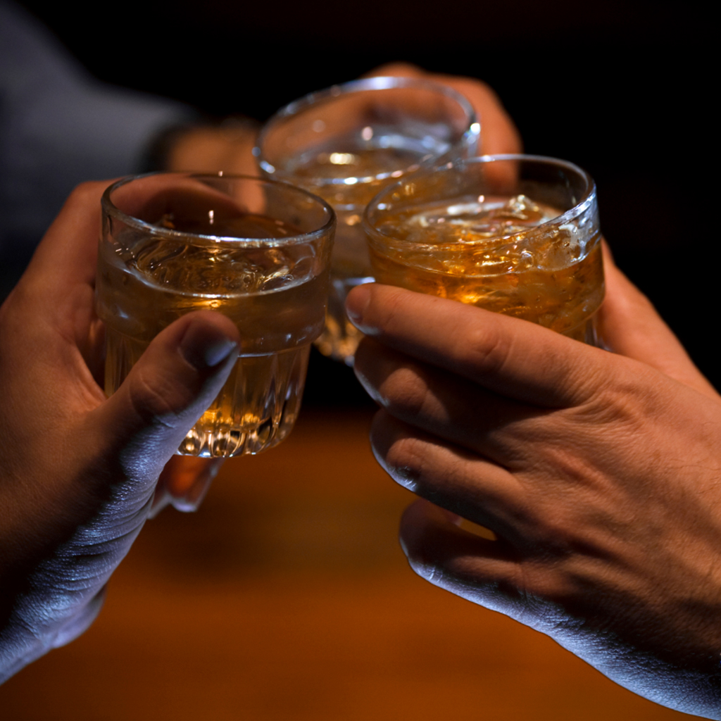 FWX INDIA DRINKS A LOT OF WHISKEY