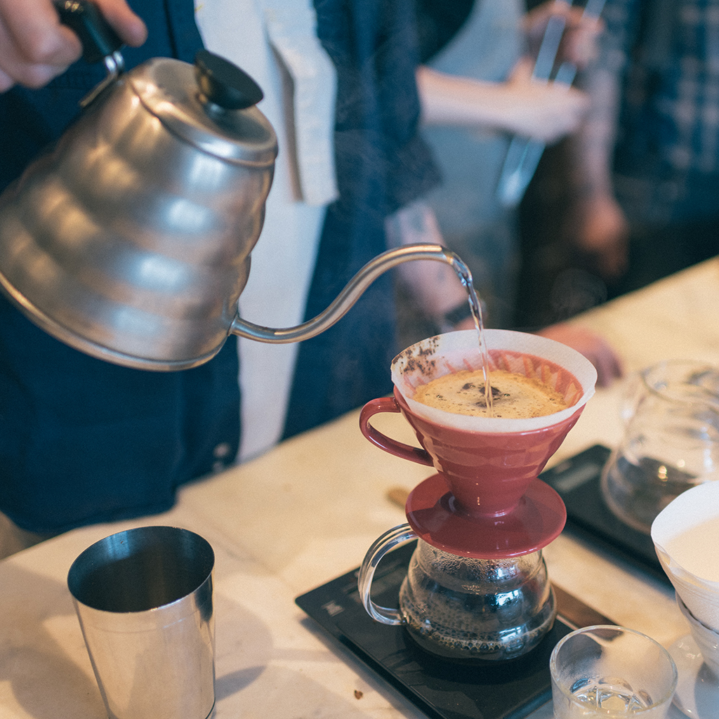 Toby's Estate Coffee – Brooklyn, NY
