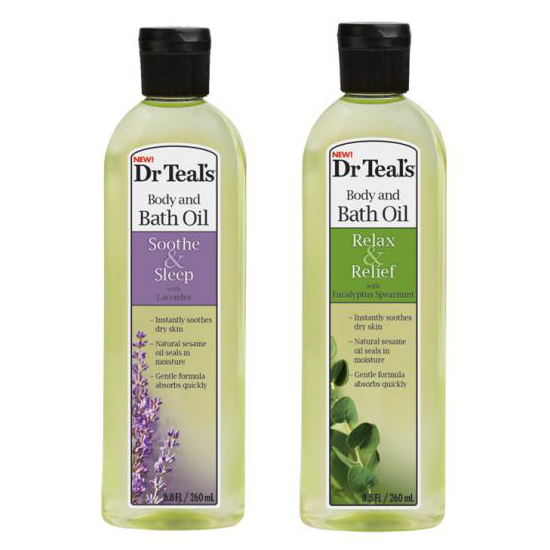 Dr. Teal's Body and Bath Oil