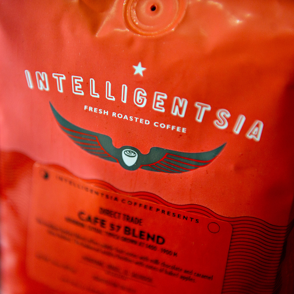 FWX INTELLIGENTSIA COFFEE PURCHASE