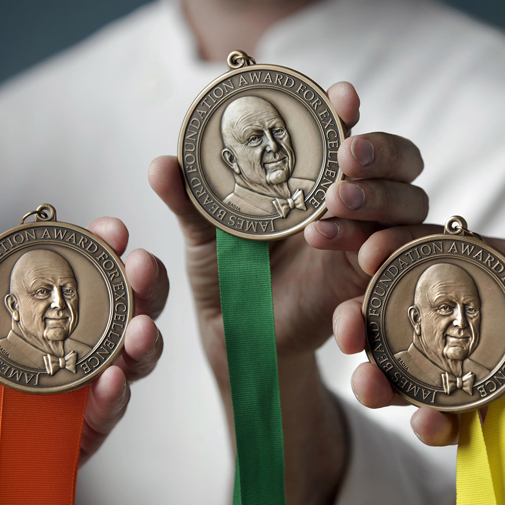 FWX JAMES BEARD AWARDS