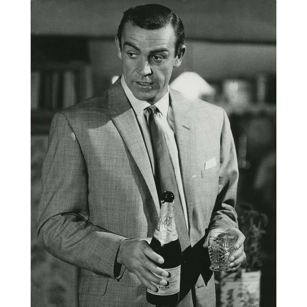 FWX JAMES BOND CHAMPAGNE 3