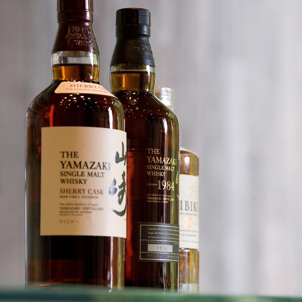 FWX JAPANESE WHISKEY