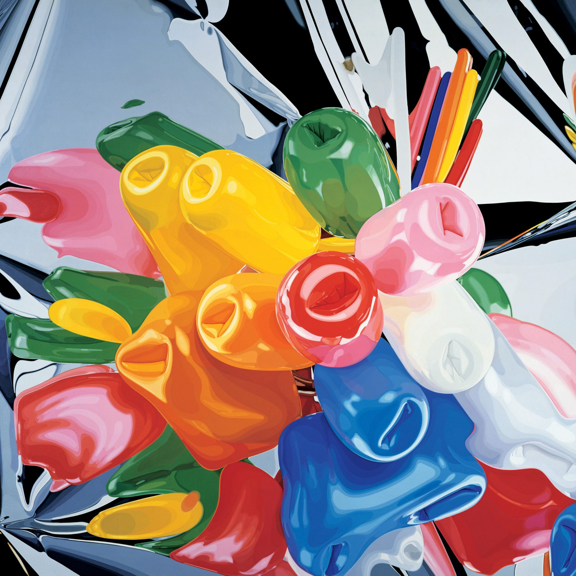 5 Works of Art to Know from the Whitney's New Jeff Koons Retrospective