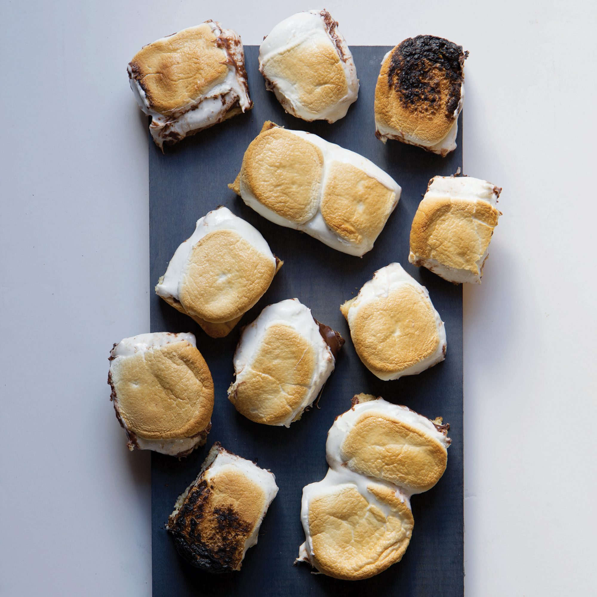 FWX JOY THE BAKER TOASTED MARSHMALLOW SQUARES