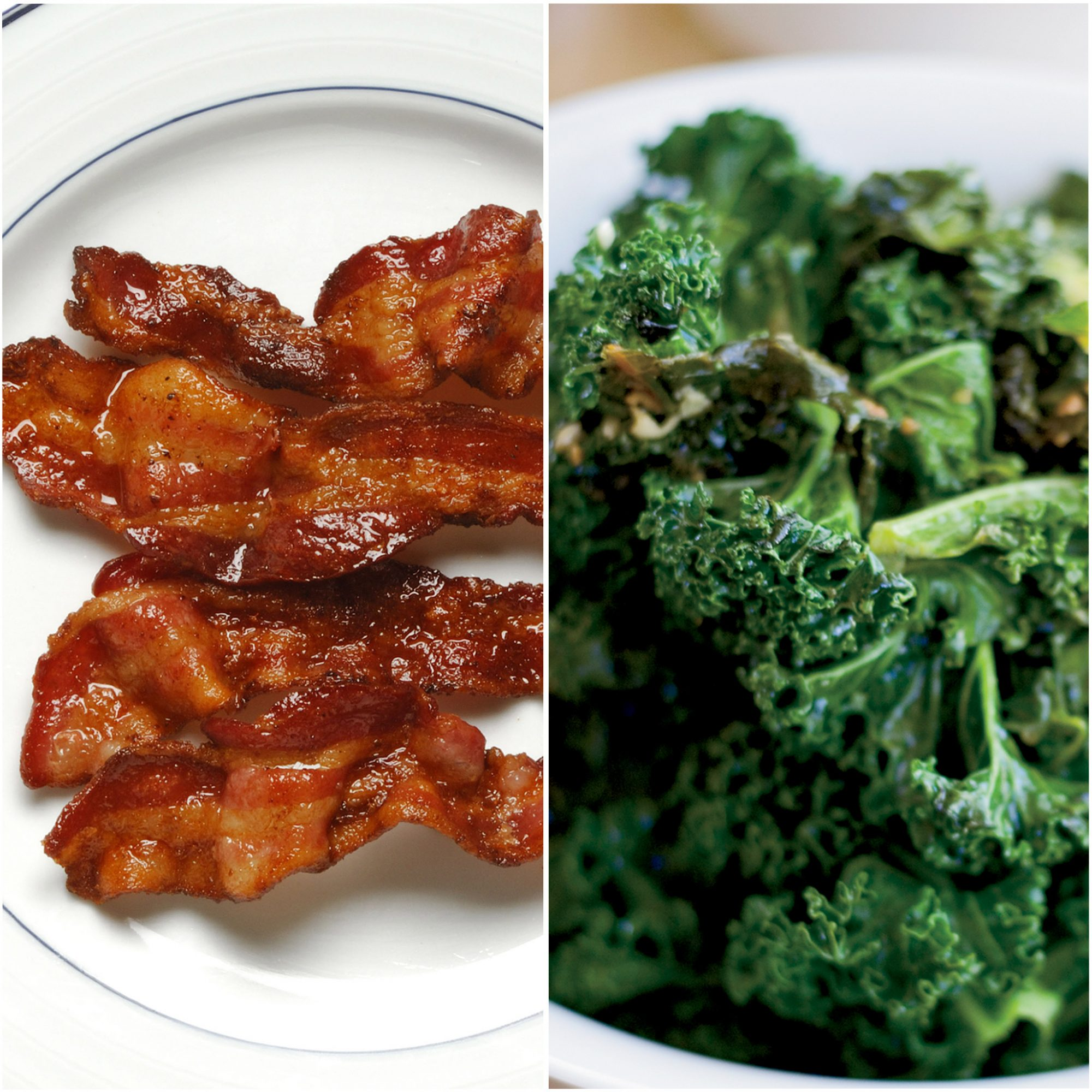 Bad News for Kale, Bacon and Other Dining Trends for 2015