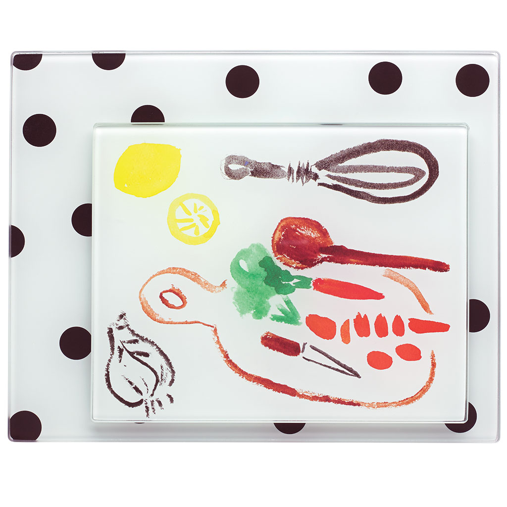 FWX KATE SPADE NEW KITCHEN COLLECTION FOOD PREP BOARDS