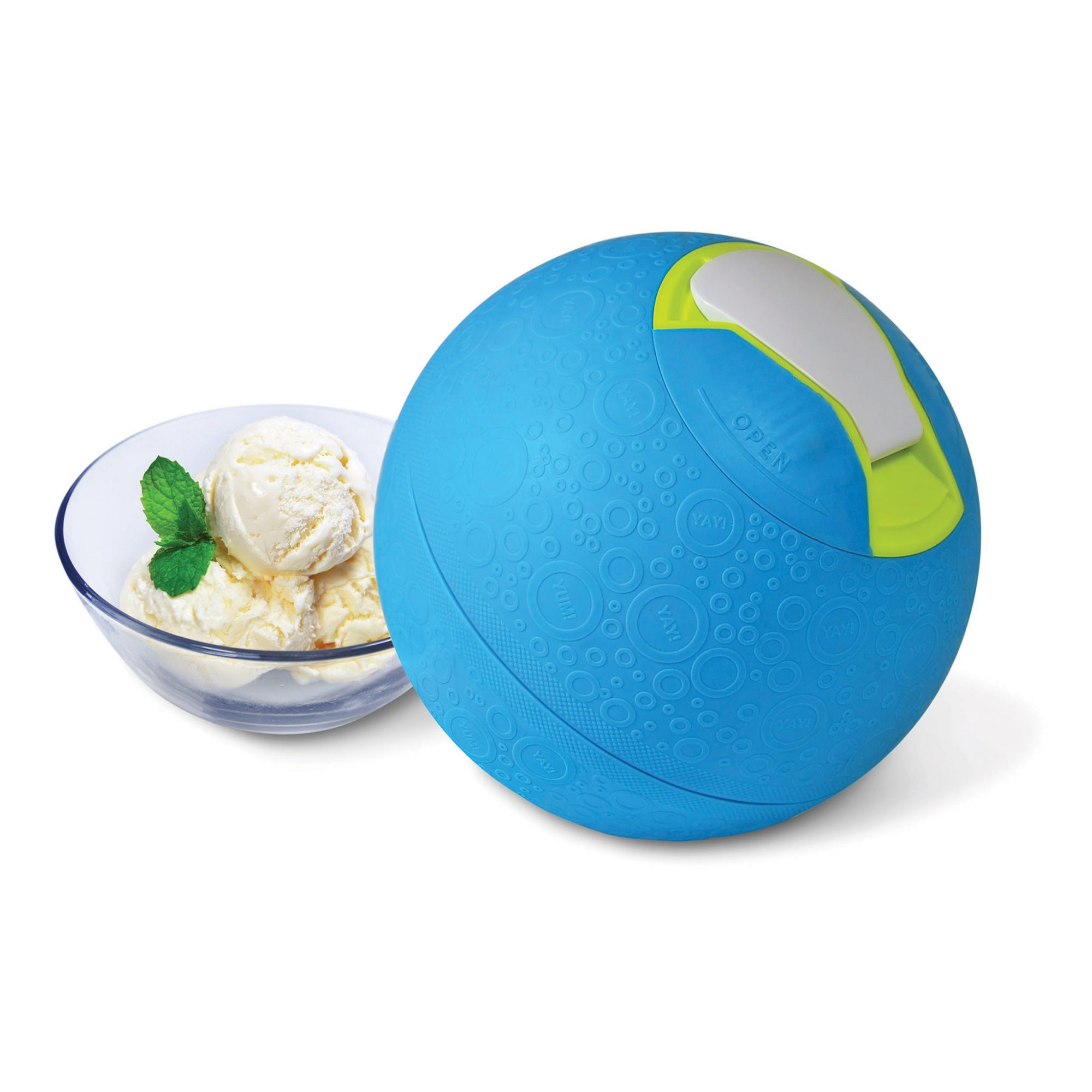 FWX KICKBALL ICE CREAM MAKER HAMMACHER SCHLEMMER