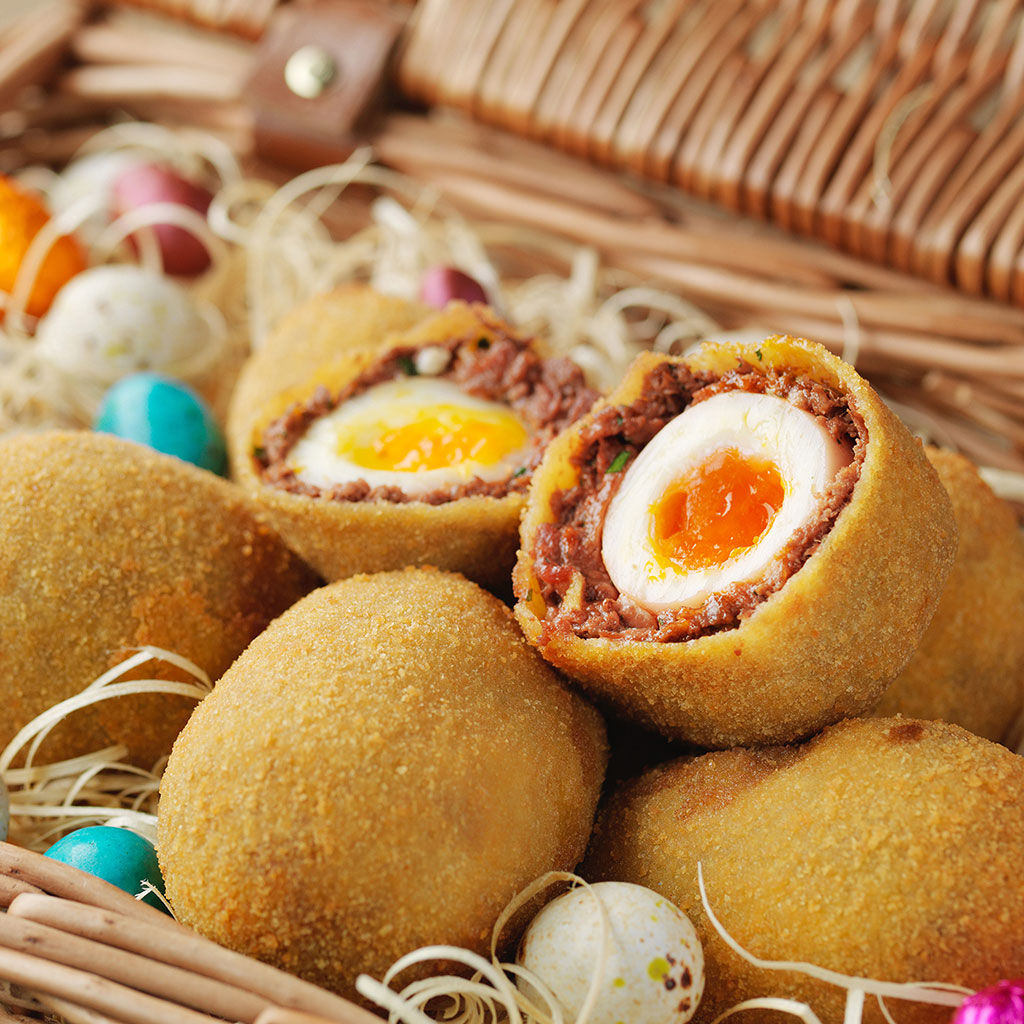 This Week in Food News: Chocolate Scotch Eggs, Poutine Pizza and the Latest in Nacho Innovation