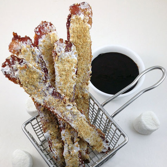 FWX KITCHEN TRASH SMORES BACON