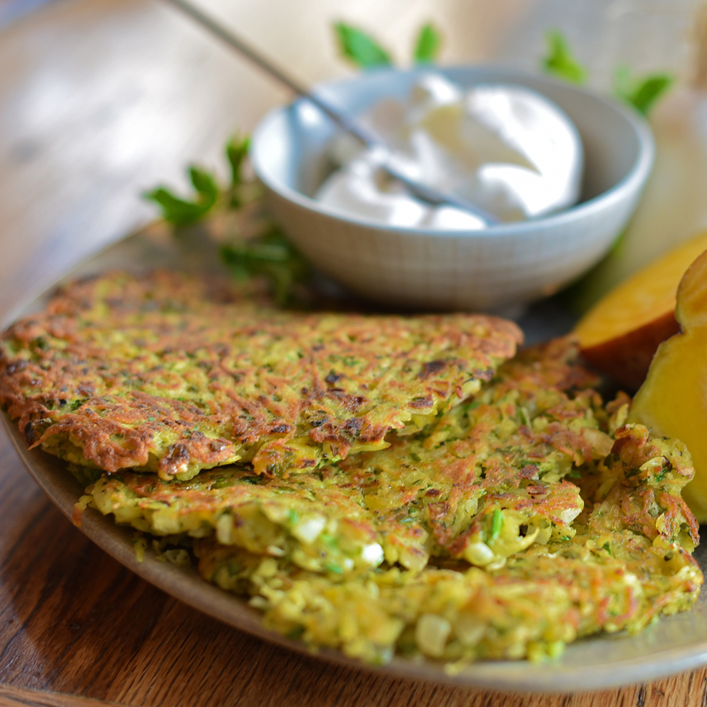 Jsix's Root Vegetable Latkes
