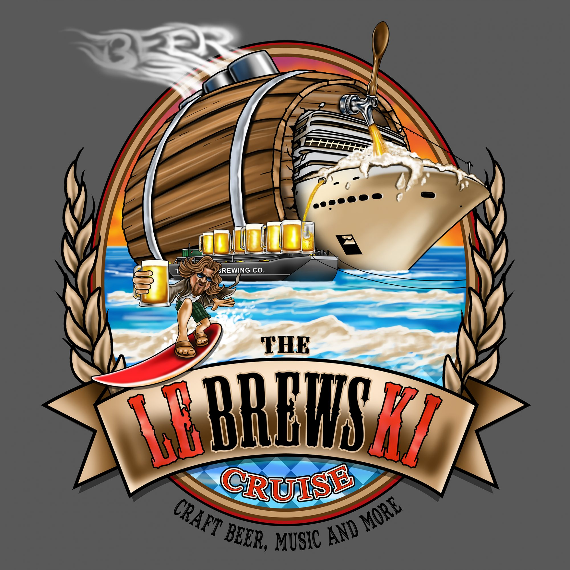 IPAs to Hit the High Seas with a Dedicated Craft Beer Cruise