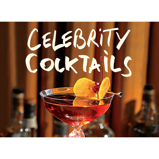 Drink to the Oscars with Inspired Celebrity Cocktails
