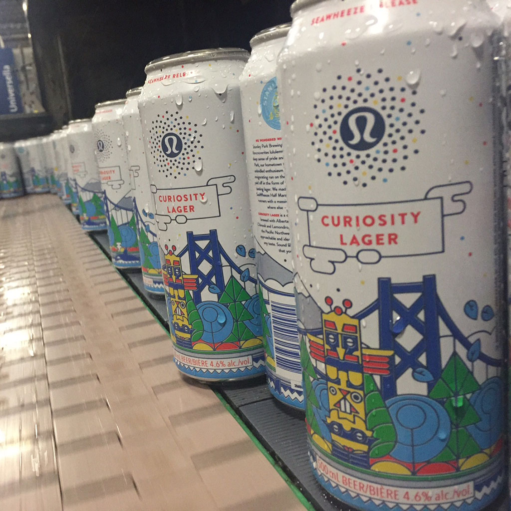 Lululemon Is About to Have Its Own Beer