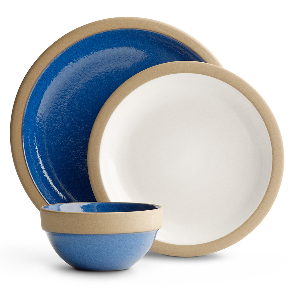 Heath Ceramics Finley Basic Dinnerware Set