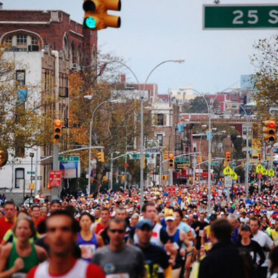 The Cost of Getting Into the New York City Marathon