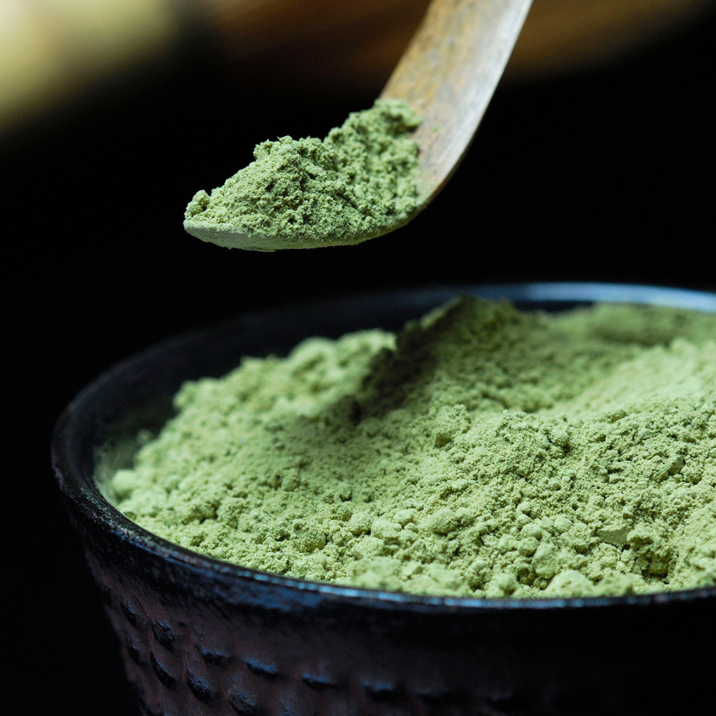 Matcha May Be Better On Your Face Than In Your Mug