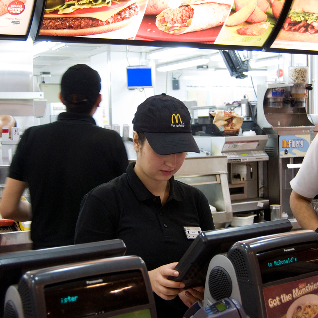 FWX MCDONALDS WAGE INCREASE