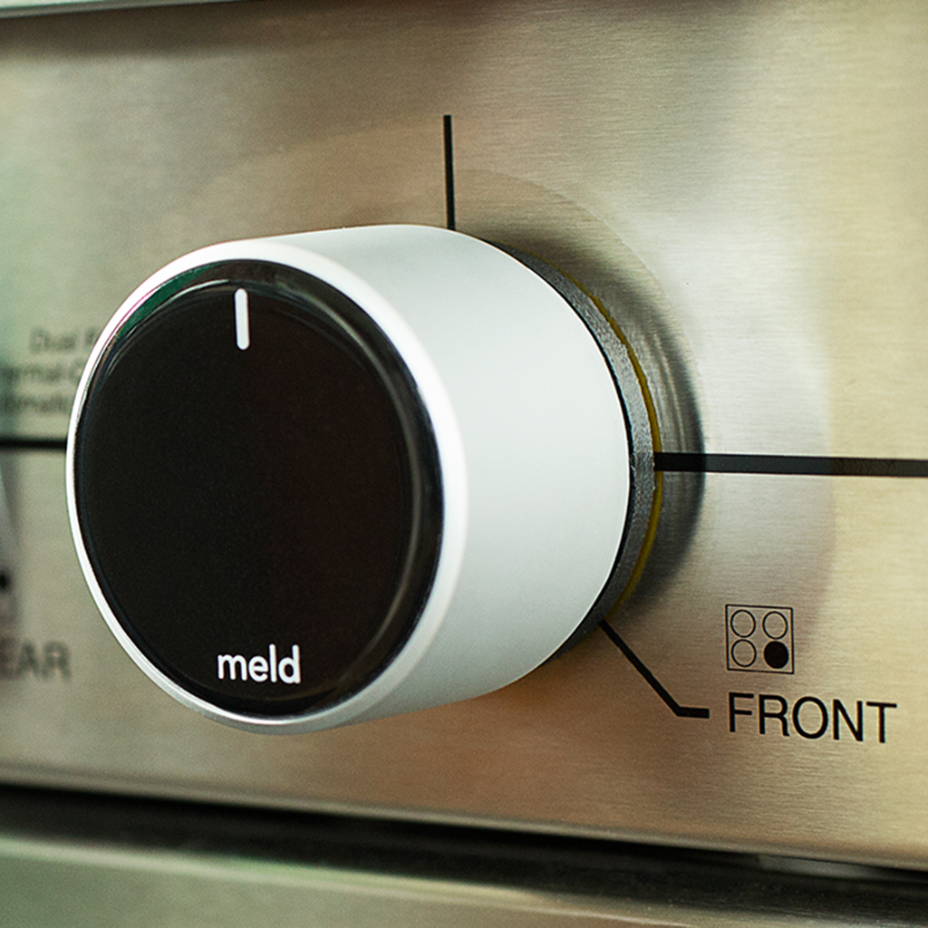 FWX MELD KNOB ON STOVE