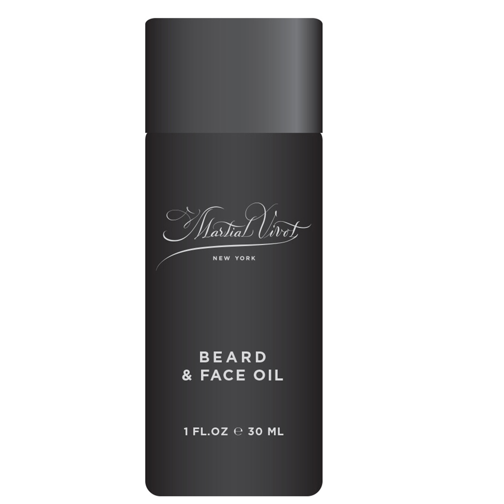 Martial Vivot Beard & Face Oil