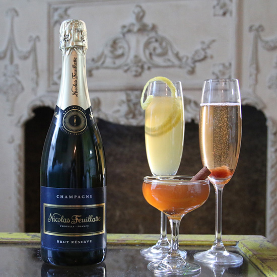 FWX NEW YEARS EVE CHAMPAGNE COCKTAILS 1