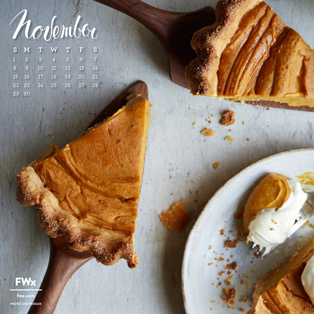 FWX NOVEMBER WALLPAPER