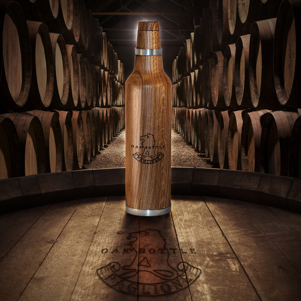 FWX OAK BOTTLE