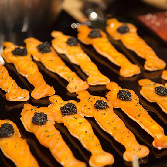 7 Best Foods From the Oscars After-Parties
