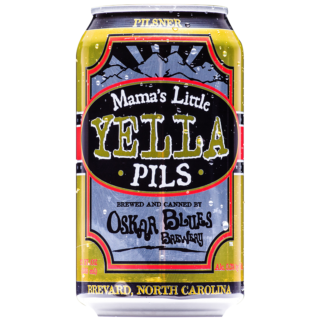 FWX OSKAR BLUES MAMAS LITTLE YELLA PILS