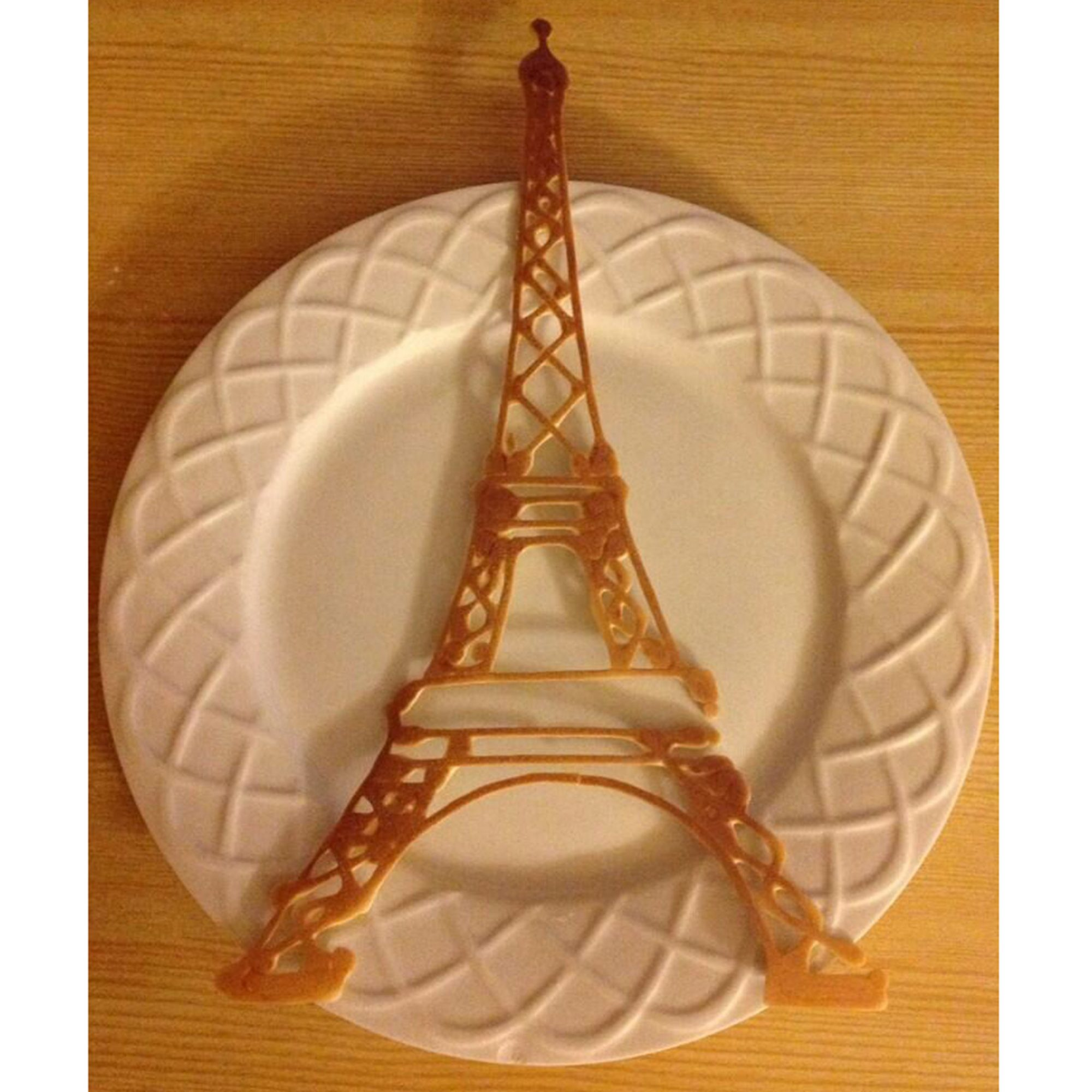 FWX PANCAKEBOT EIFFEL TOWER