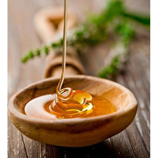 To Deep Condition: Honey + Olive Oil