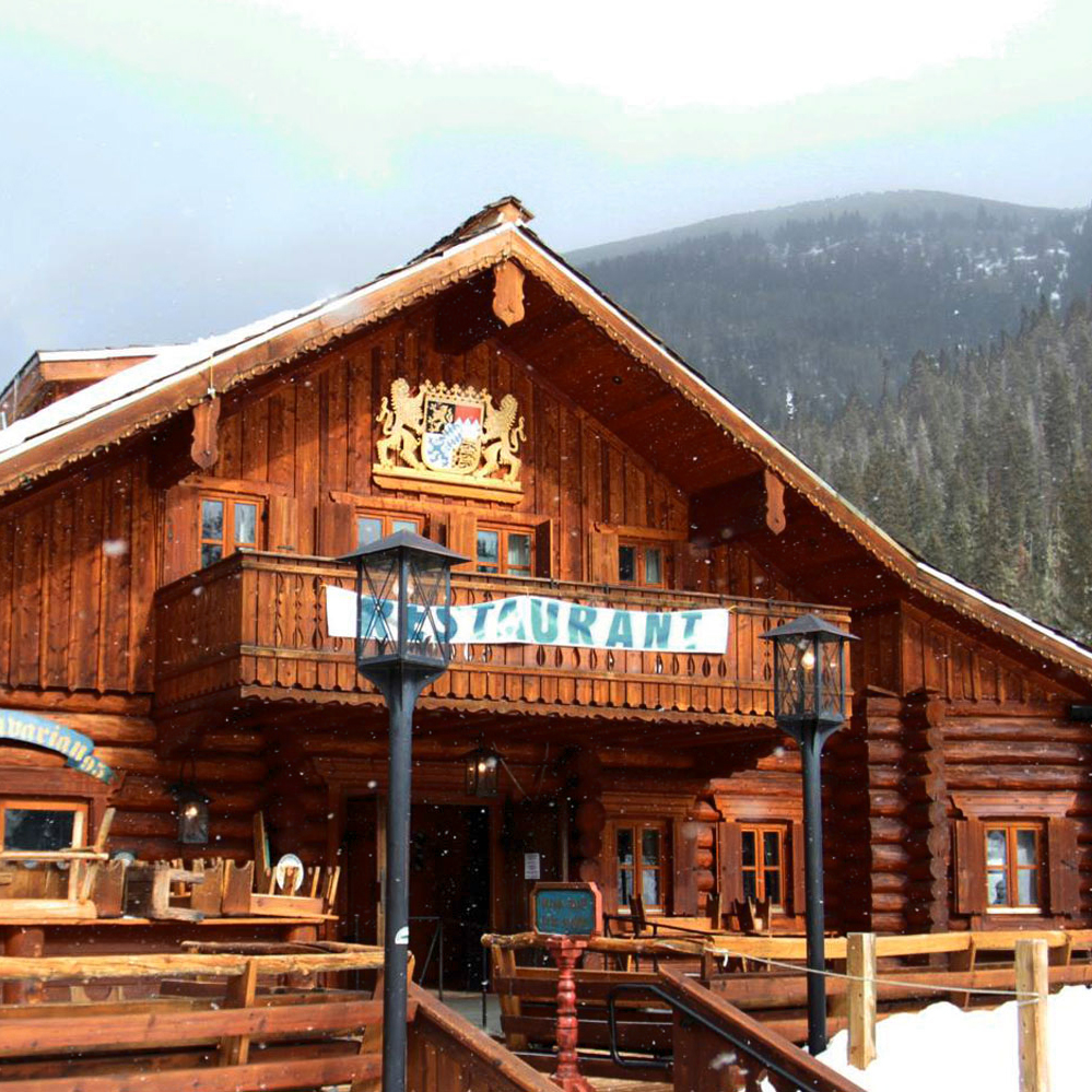 The Bavarian Restaurant, Taos Ski Valley, NM