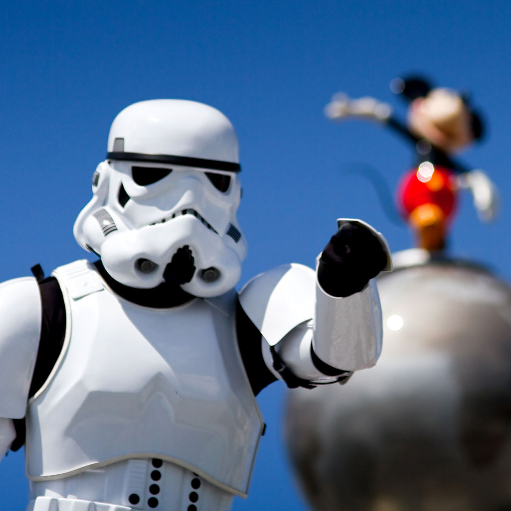 FWX PARTNER TL STAR WARS DISNEY