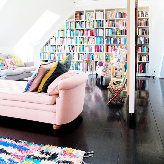 5 Colorful Living Rooms To Inspire A Home Spring Makeover