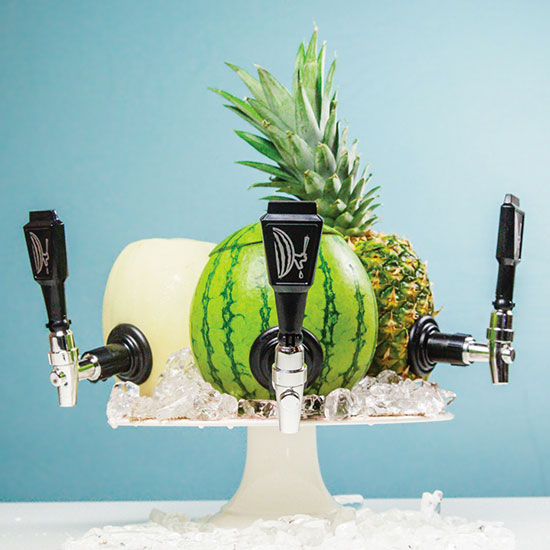 FWX PARTNER HOW TO MAKE FRUIT KEG